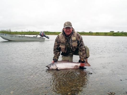 Drifter Fishing Alaska